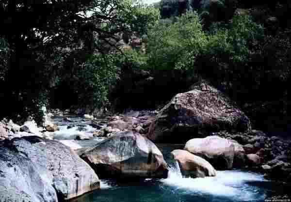 شهرستان ممسنی، بهشتی کوچک در دل استان فارس
