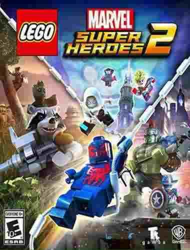 بازی LEGO Marvel Super Heroes 2 کنترل شخصیتهایی مانند Cowboy Captain America