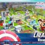 MARVEL Avengers Academy 2.0.0 بازی ماجراجویی آنلاین آکادمی انتقام جویان اندروید + مود