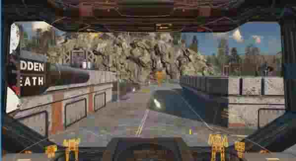 MechWarrior 5: Mercenaries چهار نفره
