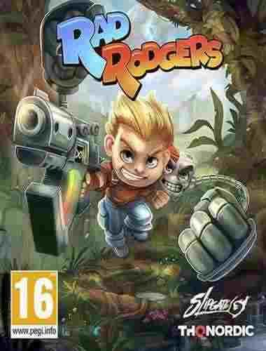 دانلود بازی بازی Rad Rodgers: World One