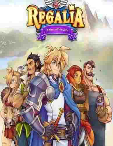 بازی Regalia: Of Men and Monarchs - سبک RPG فانتزی codex