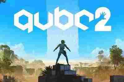 بازی Q.U.B.E. 2 - کرک + دانلود بازی QUBE 2