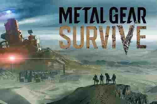 بازی رایانه ایMetal Gear Survive