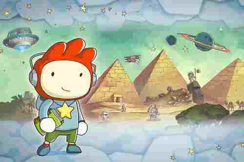 بازی Scribblenauts Showdown