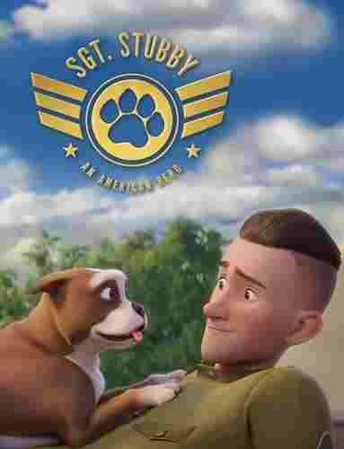 دانلود انیمیشن Sgt. Stubby: An American Hero - دوبله فارسی کارتون گروهبان استابی: یک قهرمان آمریکایی - FULL HD,1080,720