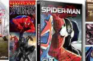 دانلود بازی مرد عنکبوتی 1,2,3,4,5,6 Spider Man + اسپایدر من