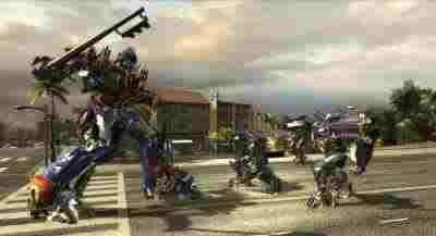 دانلود بازی ترنسفورمر 2برای کامپیوتر Transformers 2
