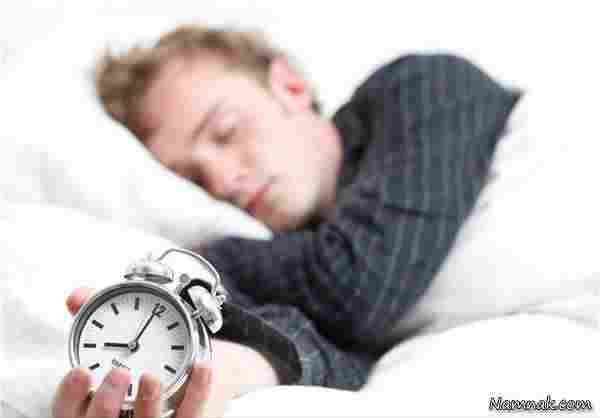فواید خواب مناسب +سلامتی بدن