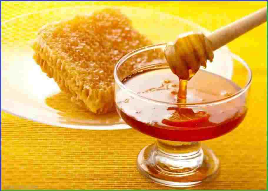 عسل درمانی + ویدئو
