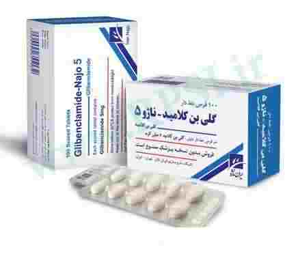 قرص گلی بنکلامید + موارد مصرف و عوارض