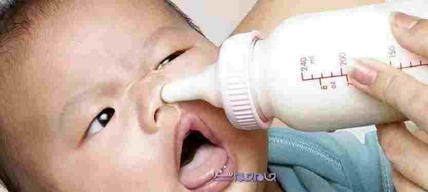 مشکلات مادر در دادن شیر به نوزاد