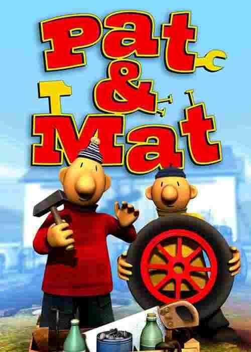 دانلود سریال پت و مت Pat & Mat + تمام قسمت ها + کیفیت DVDRip 480p