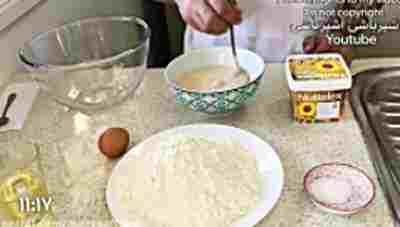 ویدئو کلیپ آموزش خمیر جادویی - طرز تهیه خمیر جادویی - آسان ترین رسپی تهیه خمیر جادویی - دستور تهیه خمیر جادویی و خوشمزه