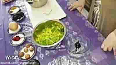 ویدئو کلیپ آموزش خورشت كرفس خوش رنگ - آموزش درست کردن خوشمزه ترین خورشت کرفس خوشمزه - آموزش خورشت کرفس متفاوت و عالی - بهترین دستور تهیه خورشت کرفس