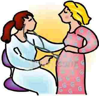 علت درد شکم در بارداری چیست؟