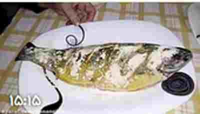 کلیپ آموزش پرطرفدار ماهی قزل آلا وسبزی پلو به سبك آذربایجانی - بهترین دستور تهیه قزل آلا + ویدئو