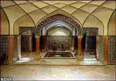 گرمابه و حمام در طب اسلامی