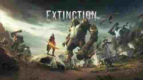 دانلود بازی Extinction برای pc بهمراه کرک اپدیت و نسخه کم حجم و فشرده Fitgirl و corepack لینک مستقیم