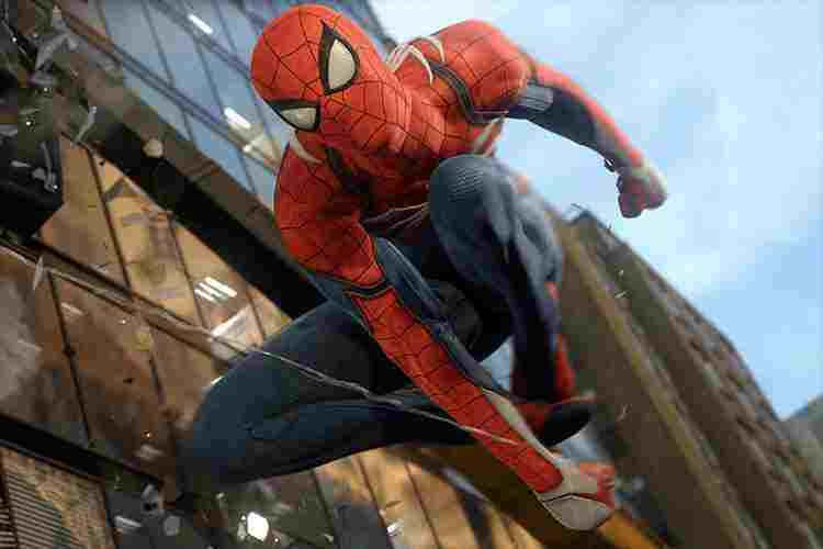 دانلود بازی Spider-Man هیچ گاه برای ایکس باکس وان عرضه نخواهد شد عرضه اسپادر من 2018 برای ایکس باکس وان -Spider-Man for xbox one