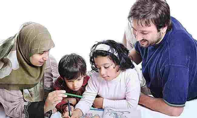 برخورد سالم با مشکلات فرزند