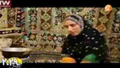 ویدئو کلیپ آموزش غذای محلی ایرانشهر نان سرخ شده - آموزش پخت نان محلی