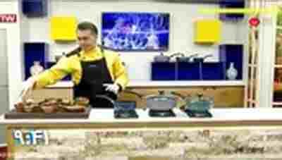 کلیپ گیشنیز کباب ماکوئی - آموزش کباب گشنیز + ویدئو