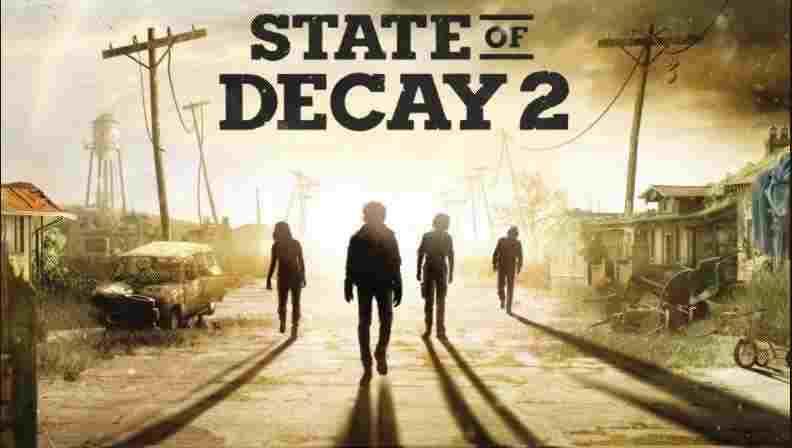 دانلود بازیبازی State of Decay 2 بهمراک کرک و اپدیت جدید و نسخه کم حجم و فشرده fitgirl , corepack فیت گرل و کورپک - codex , cpy