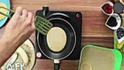 ویدئو کلیپ طرز تهیه پنکیک خوشزه و ساده - طرز تهیه پنکیک آسان - بهترین دستور تهیه پنکیک
