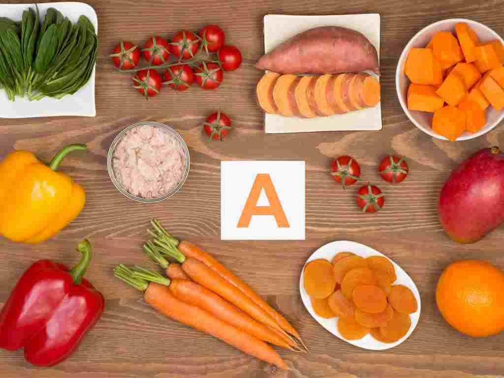 ویتامین A چیست + خواص