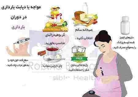 تشخیص و درمان دیابت در بارداری