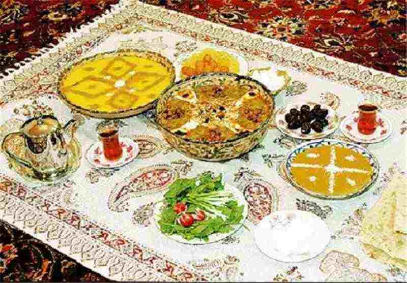 توصیه های غذایی و دارویی در ماه مبارک رمضان