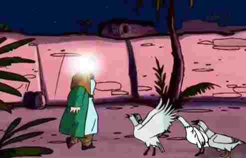 دانلود انیمیشن شهادت امام علی علیه السلام + لینک مستقیم