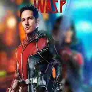 فیلم Ant-Man And The Wasp 2018