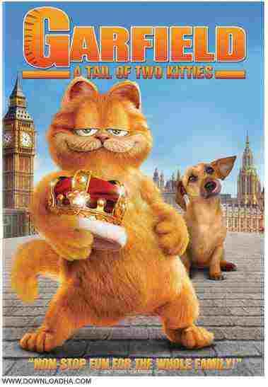 دانلود انیمیشن گارفیلد 2 Garfield 2 2006 + دوبله فارسی + کیفیت عالی
