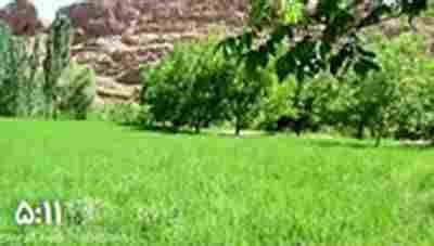 کلیپ شهری رویایی و زیبای در استان چهارمحال و بختیاری + ویدئو