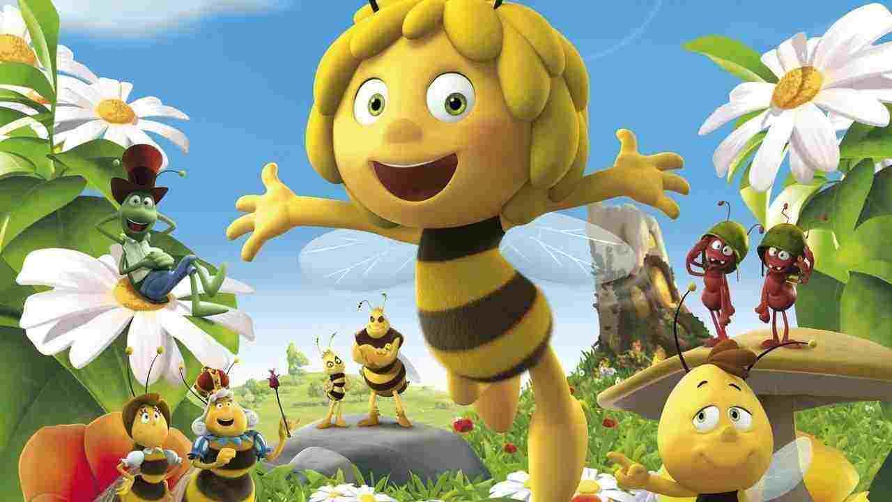 انیمیشن مایا زنبور عسل + دوبله فارسی + کیفیت 720