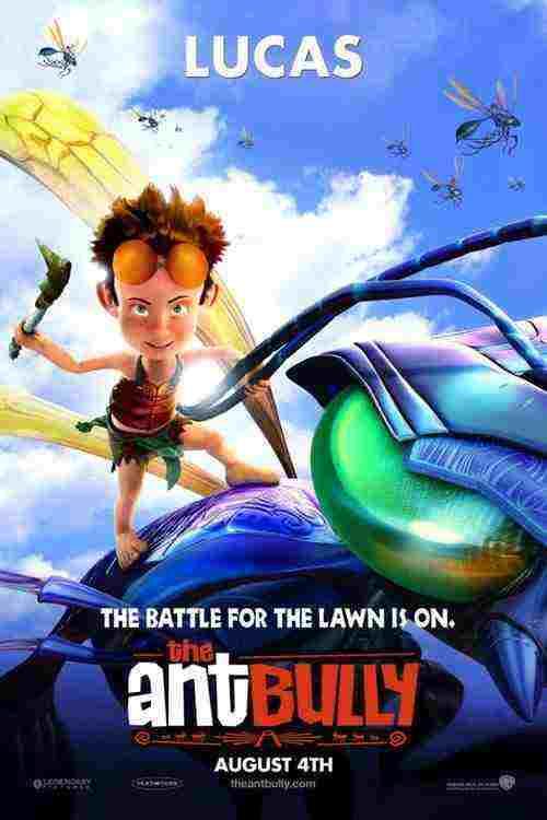 دانلود انیمیشن مورچه قهرمان The Ant Bully 2006 + دوبله فارسی + کیفیت بالا