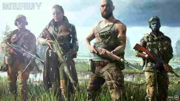 Bad Company 3 - دانلود بازی بتلفیلد ۲۰۱۸ - بتلفیلد ۶ / دانلود اخرین نسخه بازی بتلفیلد ۲۰۱۸ / دانلود کرک بتلفیلد ۶ / نسخه فشرده فیت گرل و کورپک و ریلودد Battlefield V -Battlefieldww2 -Battlefield WWII