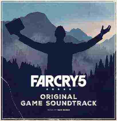 دانلود موسیقی متن بازی Far Cry 5 - کیفیت ۳۲۰ و ۱۲۸ و ساندترک Far Cry 5 بازی فارکرای 5