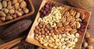 با خوردن آجیل طول عمر خود را افزایش دهید