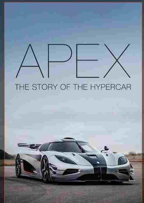 دانلود مستند داستان ابر اتومبیل ها The Story of the Hypercar + دوبله فارسی