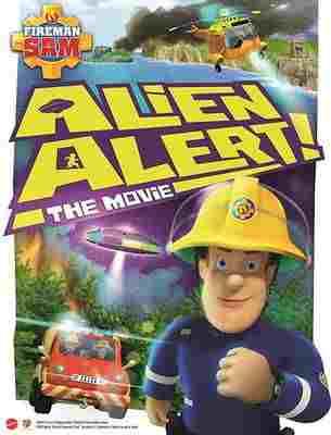 دانلود انیمیشن Fireman Sam: Alien Alert! The Movie 2017 دوبله فارسی با لینک مستقیم