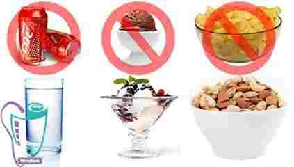 خوراکی هایی مضر برای سلامت دندان ها
