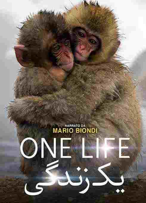 دانلود مستند یک زندگی One Life 2011 + دوبله فارسی - کیفیت عالی