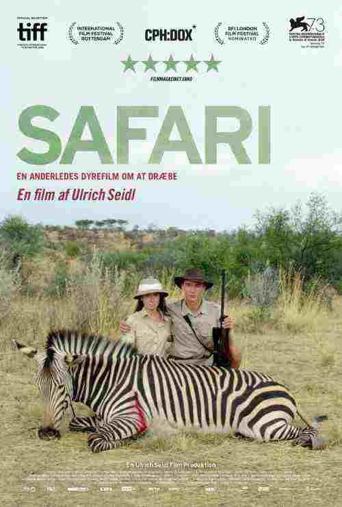 دانلود مستند Safari 2016 + دوبله فارسی + کیفیت بالا
