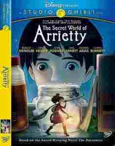 دانلود انیمیشن بند انگشتی The Secret World of Arrietty + دوبله فارسی