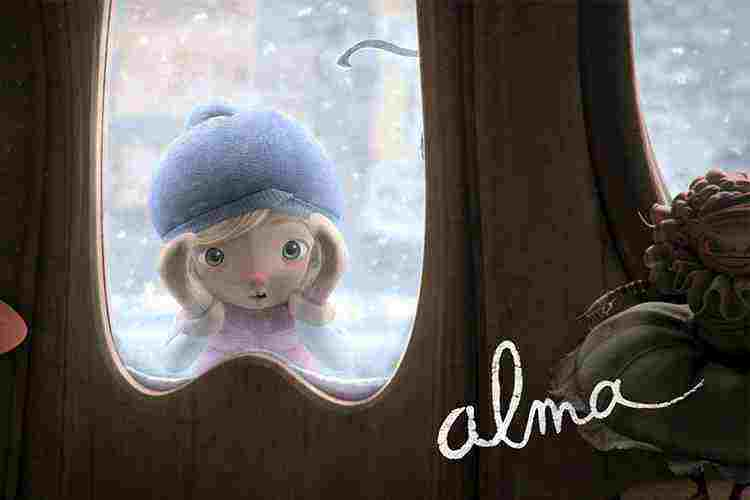 دانلود انیمیشن آلما alma + انیمیشن کوتاه(Alma) + لینک مستقیم