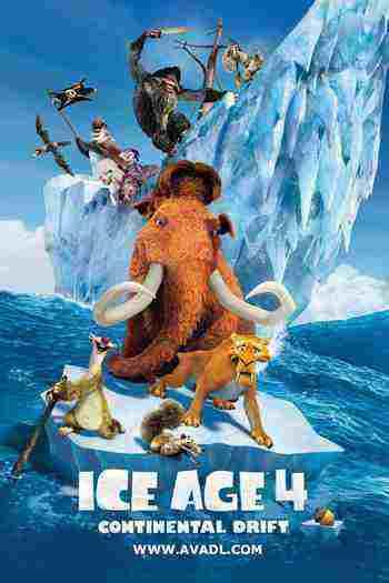 دانلود انیمیشن عصر یخبندان 4 Ice Age + دوبله فارسی + کیفیت عالی