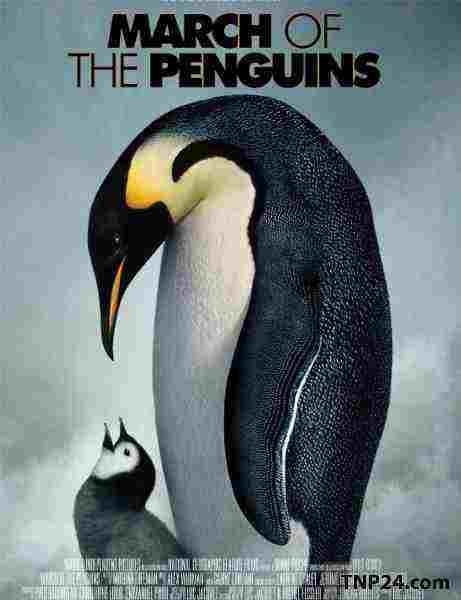 دانلود مستند رژه پنگوئنها March of the Penguins 2005 + دوبله فارسی